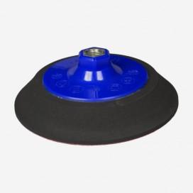 """PAD / PLATEAU DE PONCAGE 200mm (8"""") SUPER HARD : Accroche - vinyl, Filetage - M14 (europe)"""