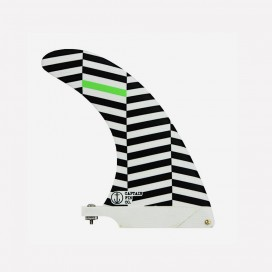 Aleta de longboard Captain Fin co. Slasher El Bull 6.5""