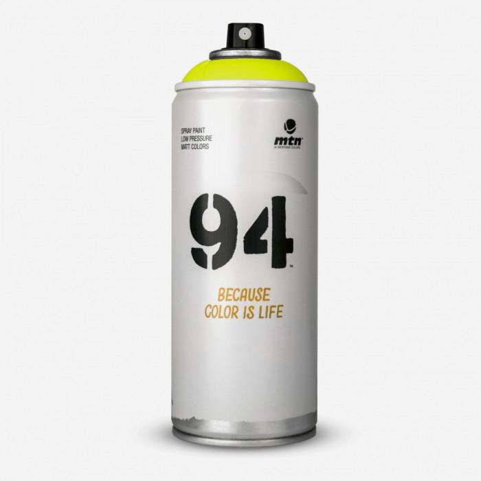 Montana 94 Psycho Green spray paint