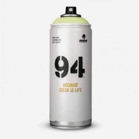 Bombe de peinture MTN 94 Vert Frisco - 400ml, MONTANA