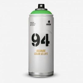 Bombe de peinture MTN 94 Vert Mystique - 400ml, MONTANA