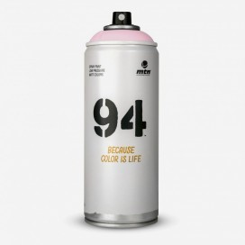 Bombe de peinture MTN 94 Rose Chewing Gum - 400ml, MONTANA