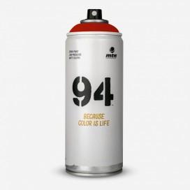 Spray de pintura Montana MTN 94 - Rojo Vivo