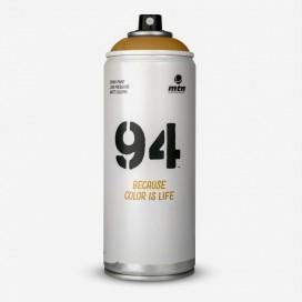 Montana 94 Cardboard Brown spray paint