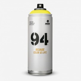 Montana 94 Canari Yellow spray paint