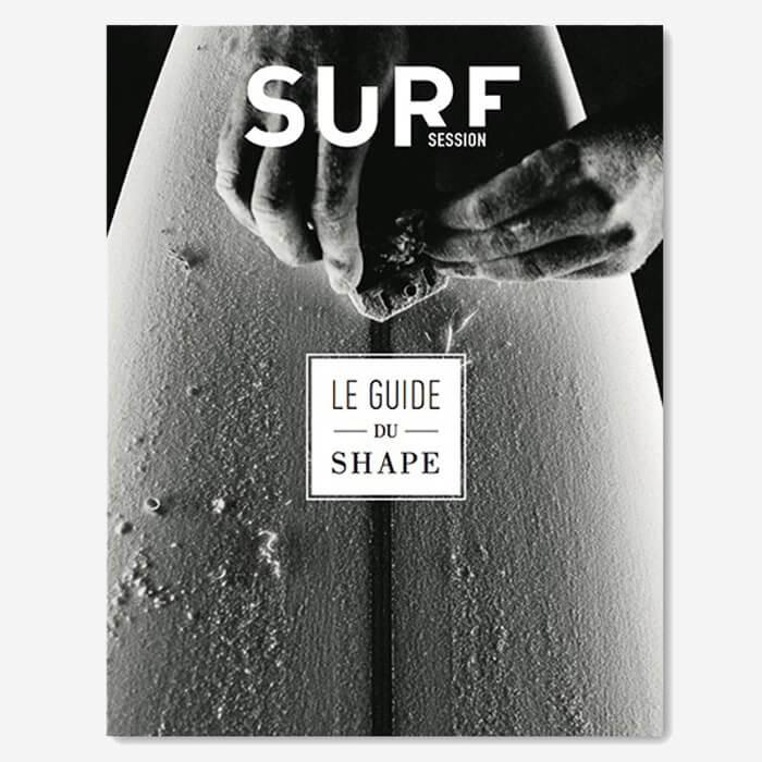 """""""Le Guide du Shape"""" - El guia de shapear, version francesa"""
