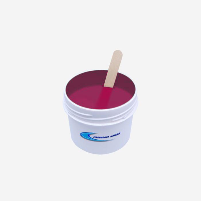 Pigment translucide couleur Magenta (30gr), FIBERGLASS HAWAII