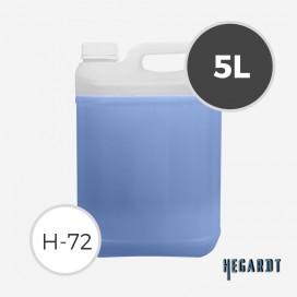 Résine polyester H-72 - Bidon de 5 litres, HEGARDT