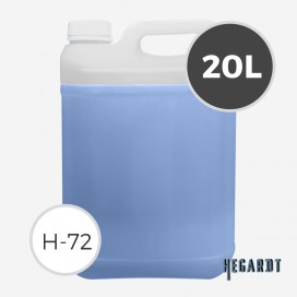 Résine polyester H-72 - Bidon de 20 litres, HEGARDT