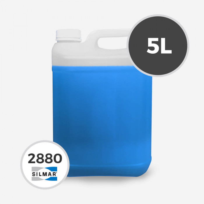 Résine polyester surf ref 2880 - 5 litres, SILMAR