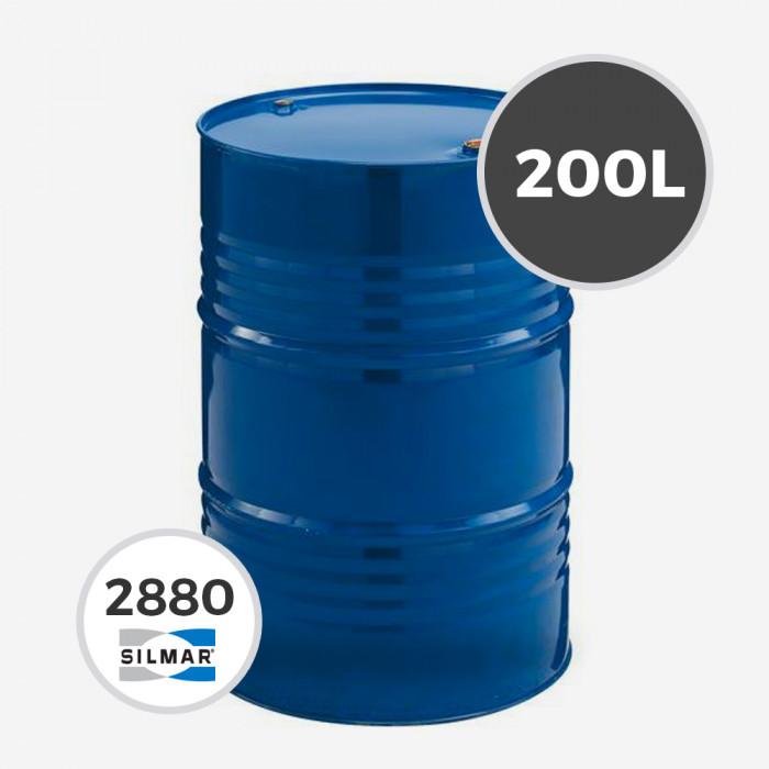 Résine polyester 2880 - Fût de 200 litres, SILMAR