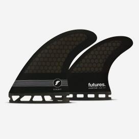 Dérives Quad - QF8 RTM Hex smoke / black / white, FUTURES.