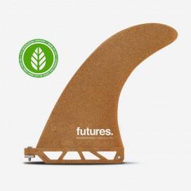 "Futures Performance 7"" RWC Sawdust Single fin"