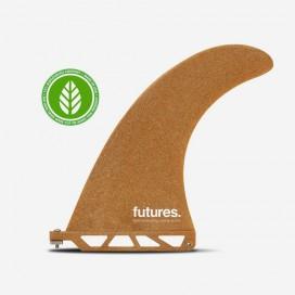 "Futures Performance 8"" RWC Sawdust Single fin"