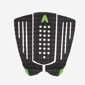 Pad surf - Gudauskas - 3 pièces - noir et vert, ASTRODECK
