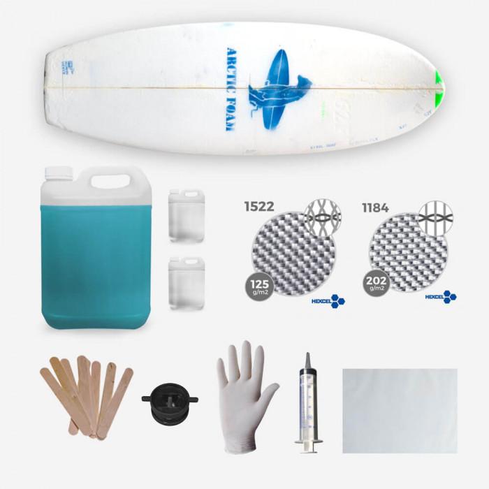 Kit de shape, RETRO FISH Kit