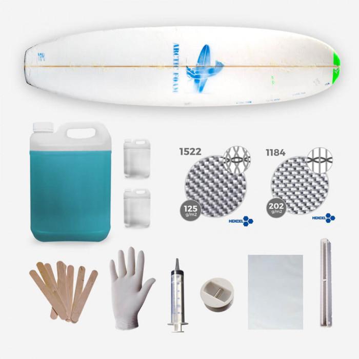Kit para shapear,  MALIBU Kit