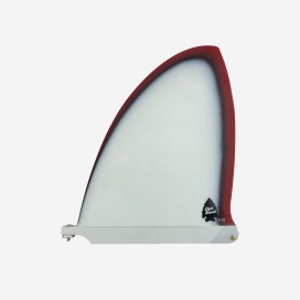 "CAPTAIN FIN CO - Longboard D-Fins - Mason Dyer Jetson White 9.75"""