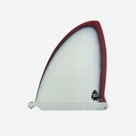 "Dérive Longboard D-fins - Mason Dyer Jetson White 9.75"", CAPTAIN FIN CO"