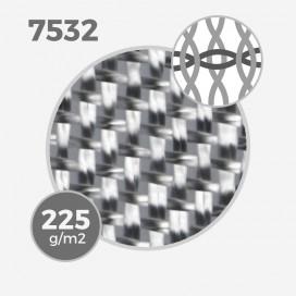 Tissu de fibre de verre Volan ref 7532 - Volan 7.2 oz - 225 gr/m - largeur 76cm, HEXCEL