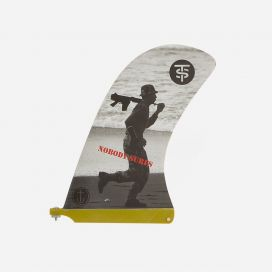 CAPTAIN FIN CO - Longboard Pivot Fin - Sherm No Surf 10""