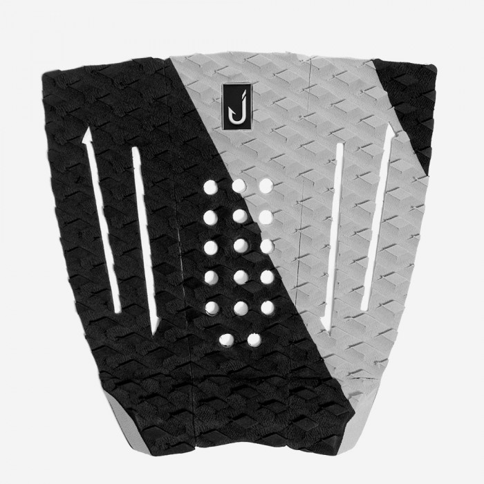 Traction surf - 3-pieces - Arch - Black and light grey, JUST