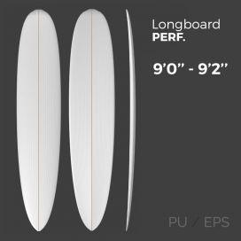 Longboard Performance - Preshape