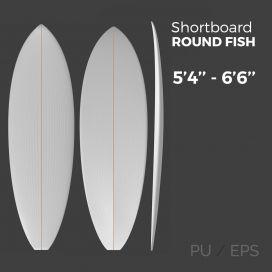 Shortboard Fish - Preshape