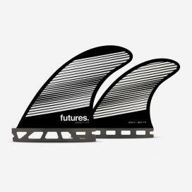 Dérives Quad - QF4 RTM Hex gray / black Legacy series, FUTURES.
