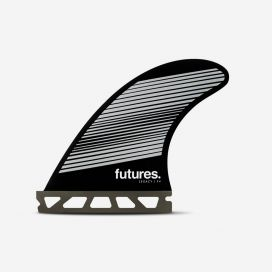 Dérives Thruster - F4 RTM Hex gray / black Legacy series, FUTURES.