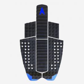 Pad surf - Greyson Fletcher - Extended long, split, arch bar 6 pièces - noir et bleu, ASTRODECK