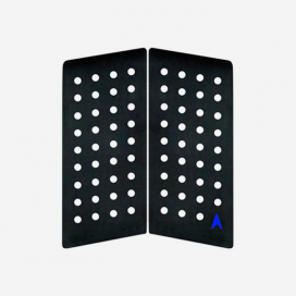 Greyson Fletcher front Foot pad - 2 pieces - noir, ASTRODECK