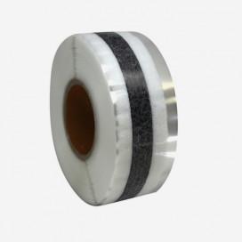 Bande de renfort web fused 1 strand 3K carbon, 20mm