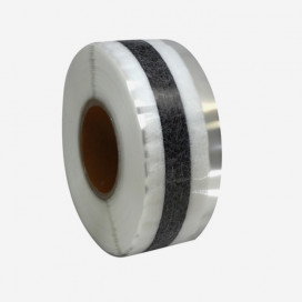 Web fused 1 strand 3K carbon, 20mm reinforcement tape