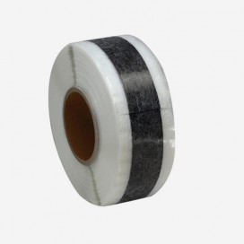 Web fused 1 strand 3K carbon, 30mm reinforcement tape