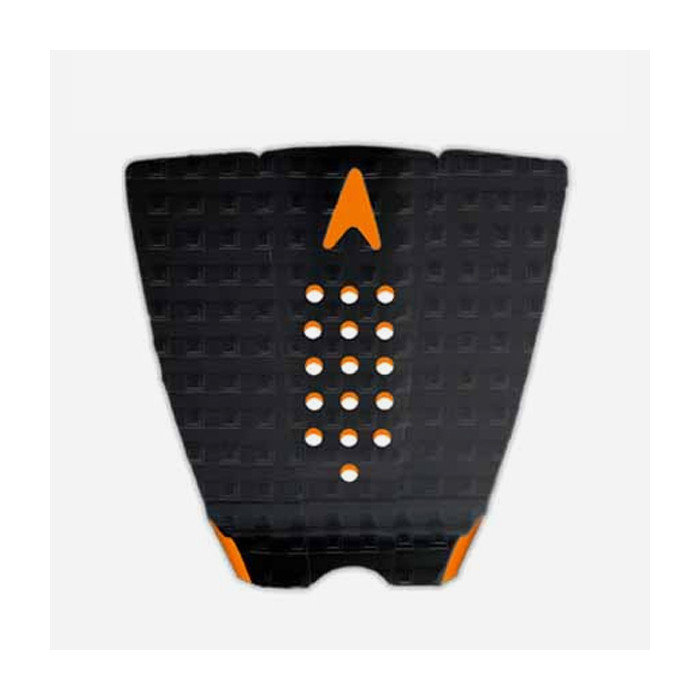 Astrodeck New Makua built-in arch 3 pieces pad - Black Orange