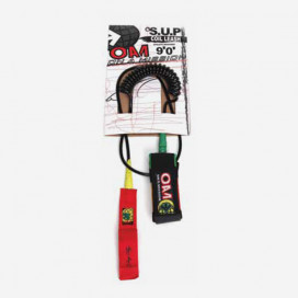 INVENTO 9'0'' COIL Rodilla - Rasta leash - para tablas de surf