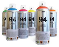 bombe de peinture montana mtn 94 orange bombes de peintures montana pour planches de surf. Black Bedroom Furniture Sets. Home Design Ideas