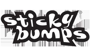 logo sticky fins