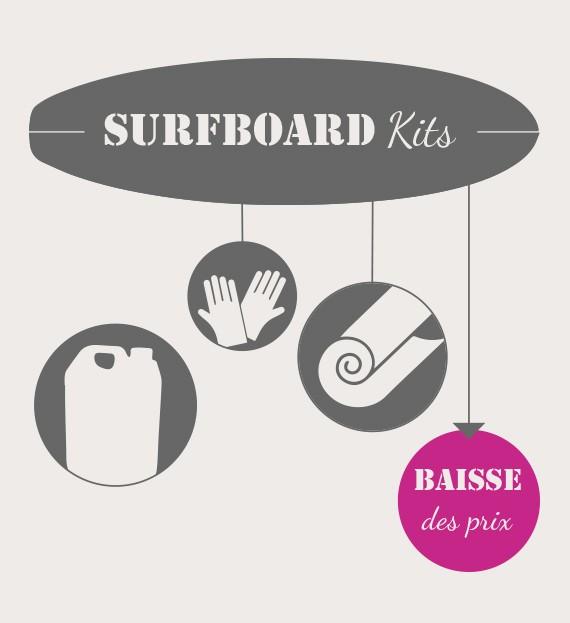 Surfboard Kits