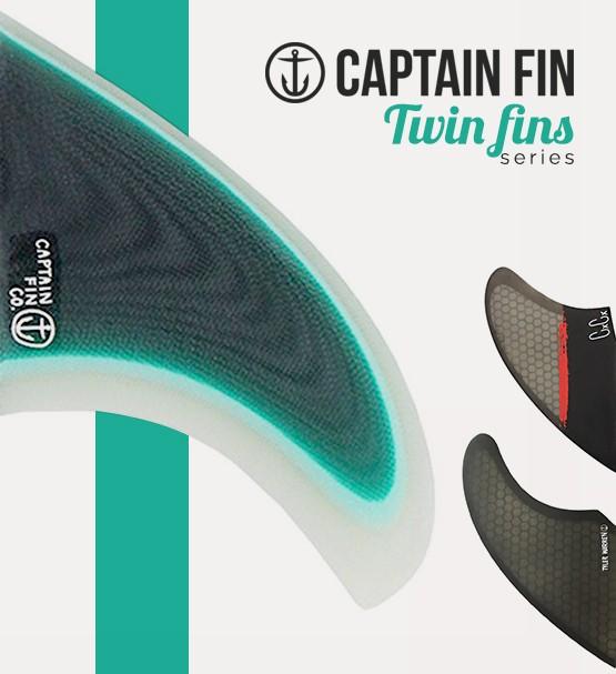 Captain twin