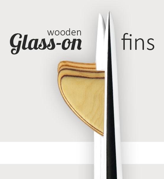 Glass-on